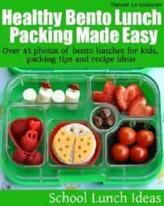 'Healthy Bento Lunch Packing Made  - 300 Bento Box Recipes - RecipePin.com