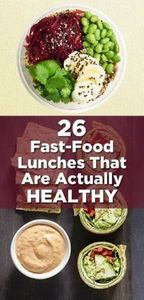 26 Fast-Food Lunches That Are Actu - 300 Bento Box Recipes - RecipePin.com