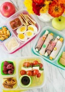 3 sandwich-free (and gluten-free!) - 300 Bento Box Recipes - RecipePin.com
