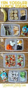 Toddlers - 300 Bento Box Recipes - RecipePin.com