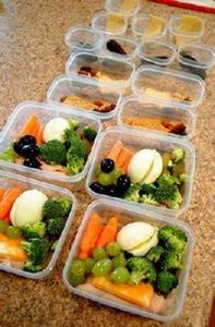 Fun & Healthy Lunches - Rubber - 300 Bento Box Recipes - RecipePin.com