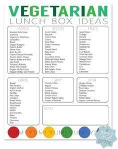Vegetarian Lunch Box Ideas - Just  - 300 Bento Box Recipes - RecipePin.com