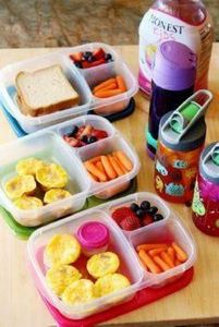 Healthy school lunches made fresh - 300 Bento Box Recipes - RecipePin.com