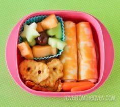 Creating fun lunches the kids will - 300 Bento Box Recipes - RecipePin.com
