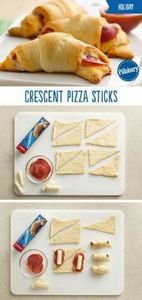 Crescent Pizza Sticks will become  - 300 Bento Box Recipes - RecipePin.com