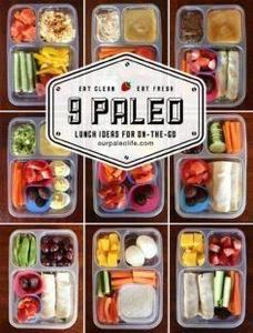 9 Quick & Easy Paleo Lunch Ide - 300 Bento Box Recipes - RecipePin.com