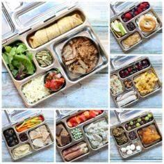 Healthy Back to School Lunch Ideas - 300 Bento Box Recipes - RecipePin.com