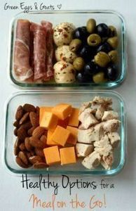 Healthy Options for a Meal on the  - 300 Bento Box Recipes - RecipePin.com