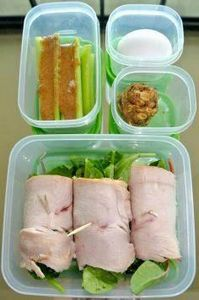Healthy Girl On-The-Go. A busy lif - 300 Bento Box Recipes - RecipePin.com