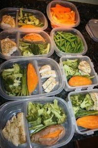 Fit & Healthy Mommy: Batch Mea - 300 Bento Box Recipes - RecipePin.com
