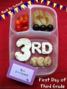 Back to School: Kids Lunch Idea! G - 300 Bento Box Recipes - RecipePin.com
