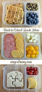 30 Back-To-School Lunchbox Ideas | - 300 Bento Box Recipes - RecipePin.com