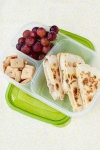 Lunchbox Quesadillas [RECIPE] - an - 300 Bento Box Recipes - RecipePin.com