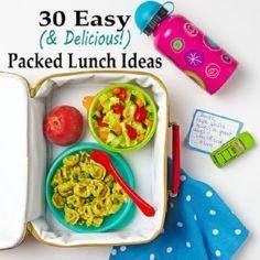 See 30 simple and nutritious packe - 300 Bento Box Recipes - RecipePin.com
