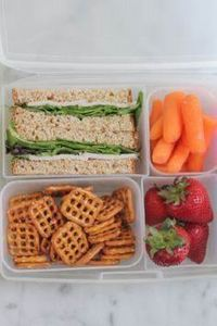 25 Healthy Back To School Lunch Id - 300 Bento Box Recipes - RecipePin.com