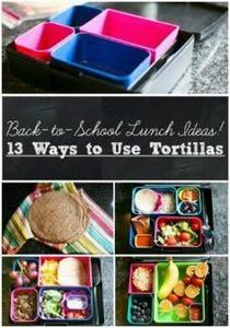 No more boring school lunches! 13  - 300 Bento Box Recipes - RecipePin.com