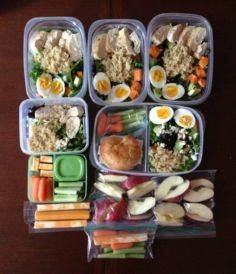 Sunday Meal Prep - 300 Bento Box Recipes - RecipePin.com