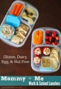Gluten Free & Allergy Friendly - 300 Bento Box Recipes - RecipePin.com