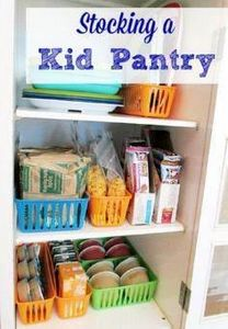 Stocking a kid pantry is easy to d - 300 Bento Box Recipes - RecipePin.com