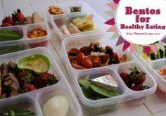 Bentos for healthy eating - 300 Bento Box Recipes - RecipePin.com