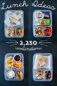 Whoa! 2,250 ways to pack a school  - 300 Bento Box Recipes - RecipePin.com