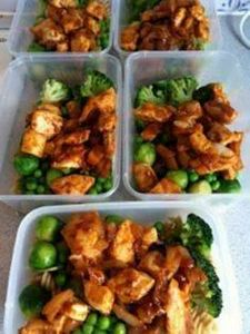 Clean eating lunch ideas. I love h - 300 Bento Box Recipes - RecipePin.com