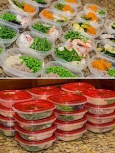 Meal Prep Day, Clean Eating, Body  - 300 Bento Box Recipes - RecipePin.com
