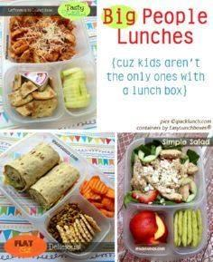 Good for the 20 min lunches and of - 300 Bento Box Recipes - RecipePin.com