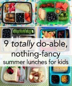 9 totally do-able, nothing fancy s - 300 Bento Box Recipes - RecipePin.com