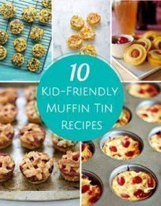 10 Kid-Friendly Muffin Tin Recipes - 300 Bento Box Recipes - RecipePin.com