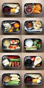 Healthy Lunch Ideas - 300 Bento Box Recipes - RecipePin.com