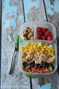 50 healthy prep meal ideas #organi - 300 Bento Box Recipes - RecipePin.com