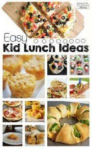 20 easy kid lunch ideas. Fun ideas - 300 Bento Box Recipes - RecipePin.com