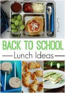 Back to School Lunch Ideas! Easy L - 300 Bento Box Recipes - RecipePin.com