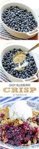 Is there any better way to enjoy b - 200 Delicious Blueberry Recipes - RecipePin.com