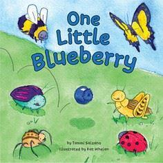 One Little Blueberry and Blueberry - 200 Delicious Blueberry Recipes - RecipePin.com