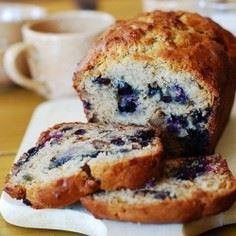 Banana bread with blueberries reci - 200 Delicious Blueberry Recipes - RecipePin.com