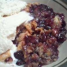 Blueberry Crumble - 200 Delicious Blueberry Recipes - RecipePin.com