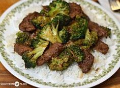 Southern Plate Beef and Broccoli ~ - 220 Best Broccoli Recipes - RecipePin.com