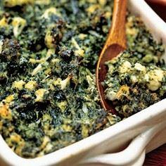 Cauliflower and Broccoli Flan with - 220 Best Broccoli Recipes - RecipePin.com