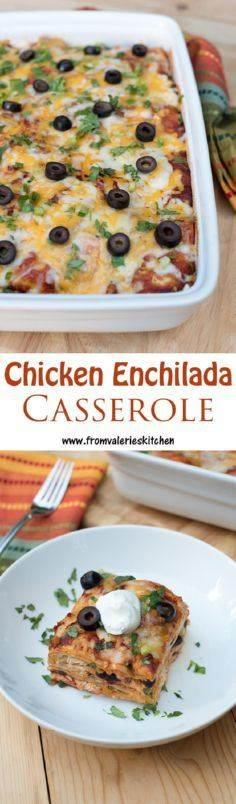 Simple ingredients combine to make - 300 Casserole Recipes - RecipePin.com