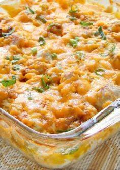 Try out this Loaded Baked Chicken  - 300 Casserole Recipes - RecipePin.com