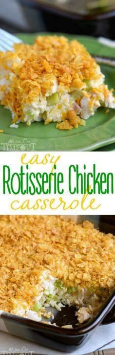 Your family is going to love this  - 300 Casserole Recipes - RecipePin.com