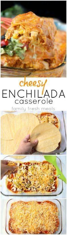 Dinner will be ready in 30 minutes - 300 Casserole Recipes - RecipePin.com