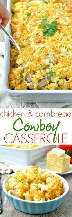 Full of delicious down-home ingred - 300 Casserole Recipes - RecipePin.com