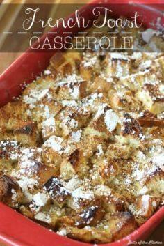 Make your mornings special with th - 300 Casserole Recipes - RecipePin.com