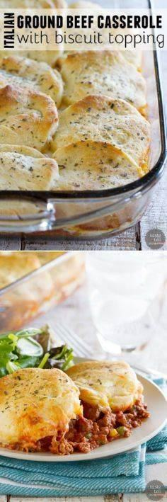 Hearty, filling, and family-friend - 300 Casserole Recipes - RecipePin.com