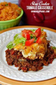 Serve up a Mexican fiesta with thi - 300 Casserole Recipes - RecipePin.com