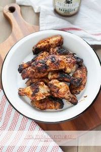 How to Grill Chicken Wings from th - 300 Chicken Recipes - RecipePin.com