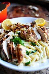 Pioneer Woman Grilled Chicken w/Le - 300 Chicken Recipes - RecipePin.com